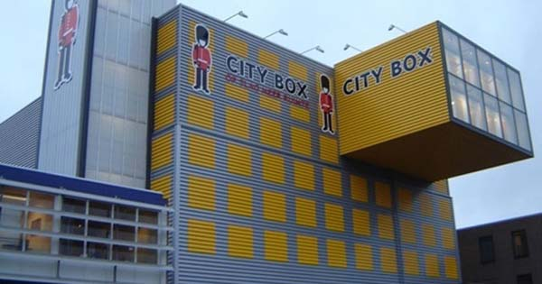 City Box Amsterdam Zuid