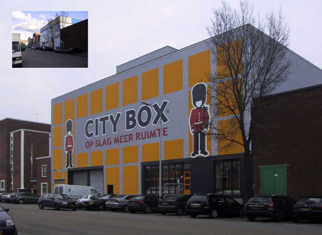 City Box Den Haag